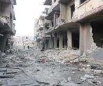 Potencias occidentales buscarían atacar con el proceso de paz en Siria. Foto: Shrc.org