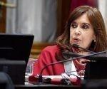 La exmandataria Cristina de Kirchner negó estar implicada en coimas, ni en fondos ilegales.