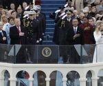 Fotos manipuladas en la toma de posesión de Donald Trump en el gobierno de Estados Unidos