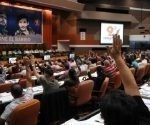 Sesiona IX Congreso de los CDR