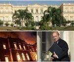 Francia brinda su apoyo para la restauración del Museo Nacional de Rio de Janeiro