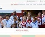 Portal CubaEduca es un sitio para cada una de las asignaturas fundamentales desde la educación primaria hasta la preuniversitaria.