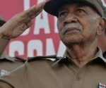 Homenaje al Comandante de la Revolución Juan Almeida Bosque, en el noveno aniversario de su desaparición física.