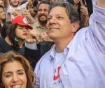 Elecciones en Brasil: Fernando Haddad incrementa intención de votos