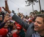 Encuestadora Ibope: Fernando Haddad supera a Bolsonaro