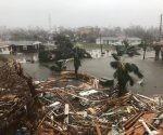 Florida tras paso del Huracán Michael