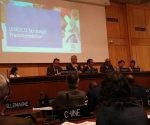 Durante la reunión se presentaron las principales líneas de trabajo de los sectores de Educación, Cultura y Comunicación.