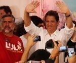 Fernando Haddad reiteró su compromiso hacia el pueblo brasileño. Foto: Reuters