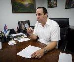Ministro de Salud Pública de Cuba, José Angel Portal