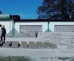 Produccion de materiales de la construcción en Las Tunas
