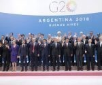 Mandatarios que participaron en la Cumbre del G20 en Argentina