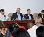 Presidente de Cuba Miguel Díaz-Canel presenta el Plan de la Economía para el 2019