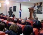 Acto central por la culminación de la participación de la Brigada Médica Cubana en el programa Más Médicos para Brasil