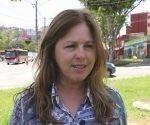 Marta Pozzani, quien fuera supervisora de Salud en Tiradentes