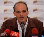 Vicepresidente de Planificación, Ricardo Menéndez