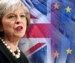 Theresa May regresa a Bruselas para sostener conversaciones sobre el Brexit