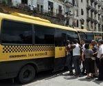 El reto consiste en una mayor organización del transporte en Cuba
