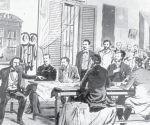 Una luz que ilumina el sendero hacia la libertad en Cuba en 1869, Asamblea de Guáimaro
