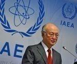 Director general de la OIEA, Yukiya Amano preocupado por el proyecto nuclear de Arabia Saudita