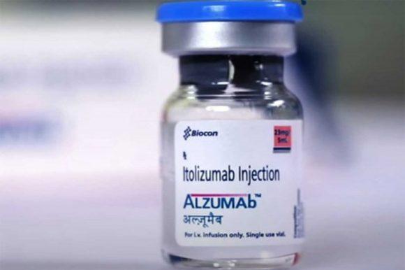 Terapia antinflamatoria cubana con Itolizumab reduce mortalidad a causa de la Covid-19
